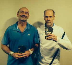 Andy & Malclom Men doubles winner