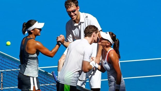 World Tennis News Hopman Cup Update Totally Tennis
