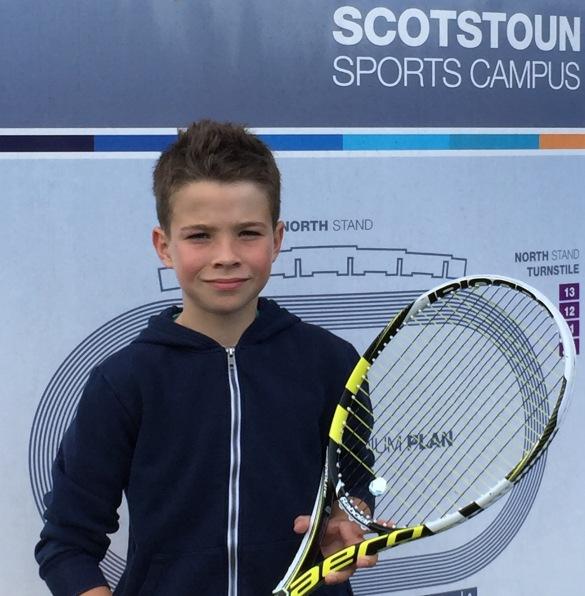 Aaron Scottish Junior Open 10U