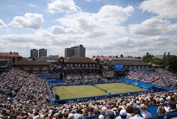 Aegon Championships Off Court