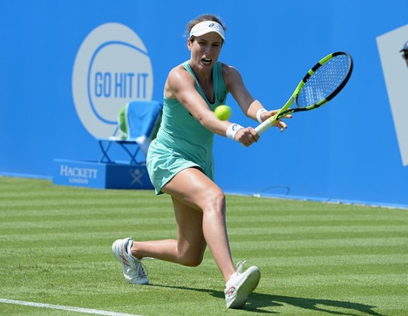 WTA Aegon Open Nottingham - Day 1