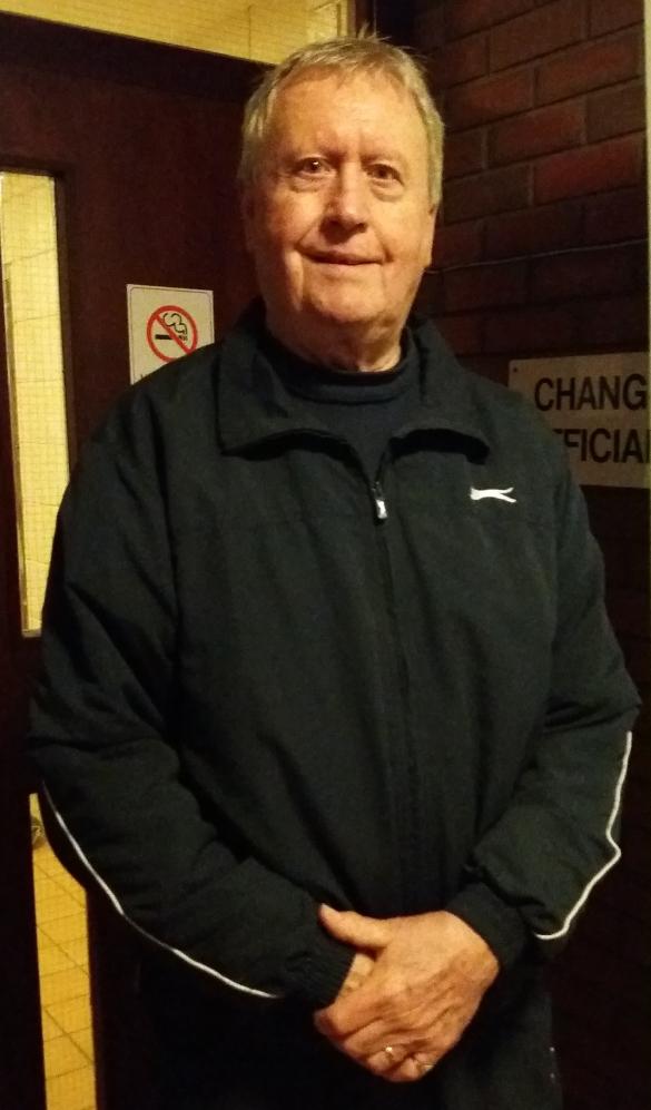 Mike Gilbert 2018