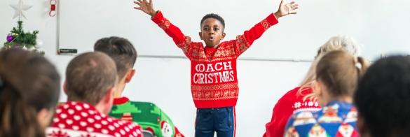 Coach Christmas CJD
